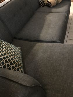 LIKE NEW! 3 piece L-shaped couch for Sale in Houston,  TX