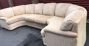 Fantastic sectional couch set for Sale in Kirkland, WA