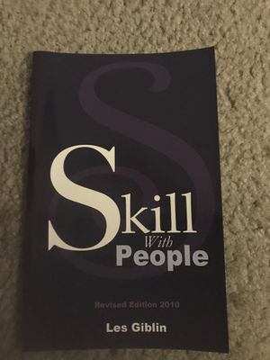 Skill with People - Les Giblin for Sale in Gainesville, FL