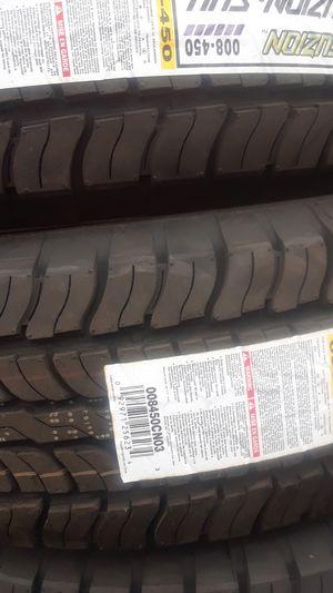 A set of brand new tires fuzion 255/65/17 110T for Sale in Atlanta, GA