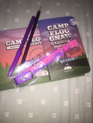 Camp Flog Gnaw 2019 2 Day Ga for Sale in Los Angeles, CA