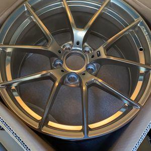 1x BMW OEM Frozen Gold 763m M2 M2CS Rear Wheel Rim for Sale in Fort Lauderdale, FL