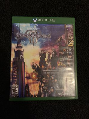 Kingdom Hearts 3. (XBOX ONE) for Sale in Lowell, MA