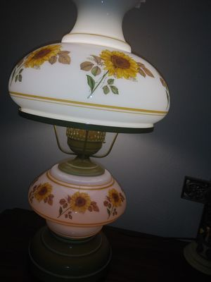 Antique hurricane lamp for Sale in Round Rock, TX