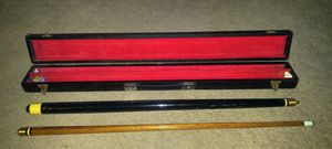 Vintage Pool Stick Cue and Case for Sale in Damascus, MD