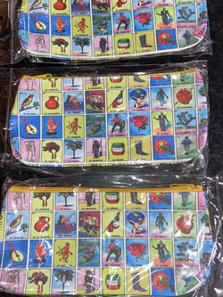 Loteria Pouches $1 each for Sale in Bellflower,  CA