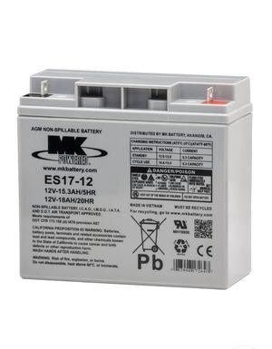 Scooter Battery 12V/18AH Sealed Lead Acid Batteries ( Pair ) for Sale in Plantation, FL