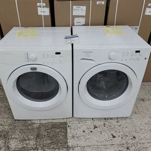 Outstanding Frigidaire Washer And Dryer Set #32 for Sale in Arvada, CO