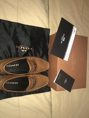 Coach shoes drivers for Sale in Miramar, FL