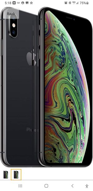 New iPhone XR MAX 256 GB. for Sale in University, VA