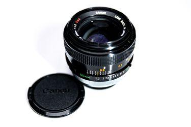Canon 55mm f1.2 FD Lens for Sale in Las Vegas,  NV