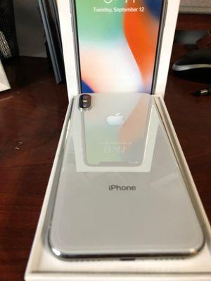 Unlocked Iphone X 256GB for Sale in Hayward, CA