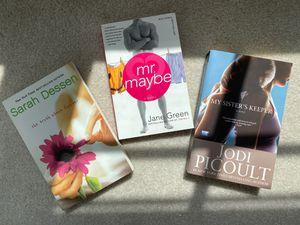 Books. $2 for all for Sale in Peoria, IL