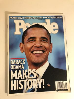 Obama People Magazine for Sale in Tolleson, AZ
