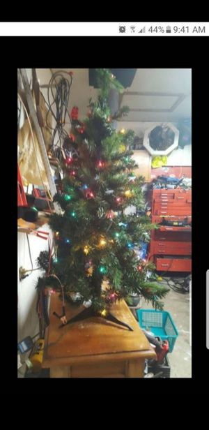 4ft Tree lights up for Sale in Columbus, OH