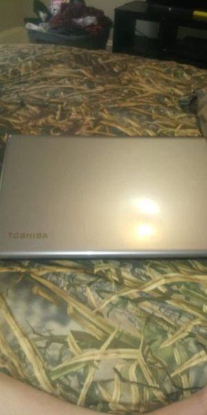 Laptop Toshiba work good for Sale in Lakehurst, NJ