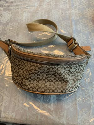 Authentic Coach Waist Bag for Sale in Dallas, GA