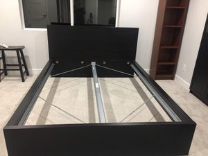 Ikea Malm Queen Bed for Sale in Kirkland, WA