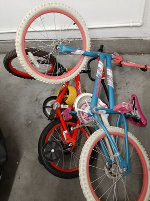 Bikes for girl and boy for Sale in Redlands, CA