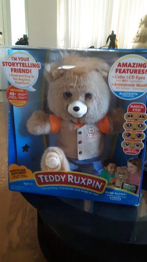 Teddy Ruxpin for Sale in Queen Creek, AZ