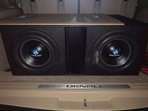 NEMESIS HECTIC 12 NEW PROBOX for Sale in Dallas, TX