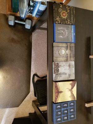 Game of thrones bluray dvds 1-6 for Sale in Verona, VA