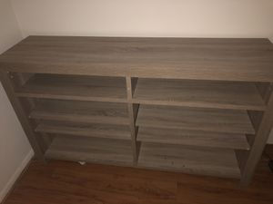 "60"" tv stand for Sale in Norfolk, VA"