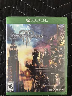 Kingdom Hearts III 3 - Xbox One Sealed for Sale in Cerritos, CA