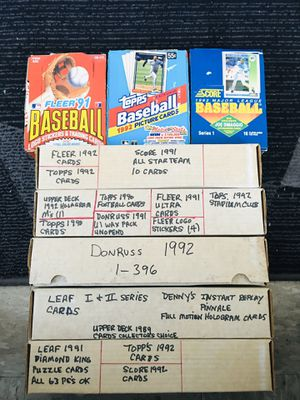 Baseball Cards! for Sale in Carlsbad, CA