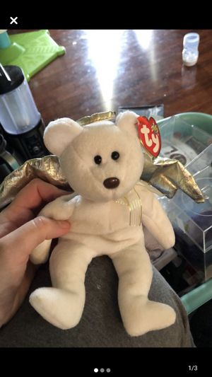 Authentic Halo II Beanie Baby Collectible for Sale in Ardmore, AL