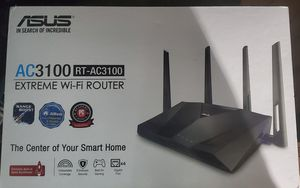 ASUS RT-AC3100 EXTREME WIFI ROUTER for Sale in Los Angeles, CA