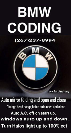 BMW coding for Sale in Philadelphia, PA