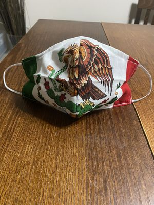 Mexico flag face mask for Sale in Santa Ana, CA
