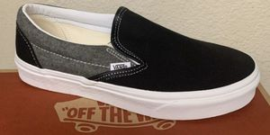 Vans classic Men's - sizes 8.5 for Sale in Ontario, CA