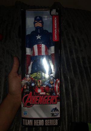 Captain America action figure for Sale in Carrollton, TX