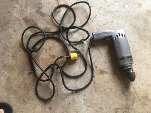 Old heavy duty drill for Sale in Marion, OH