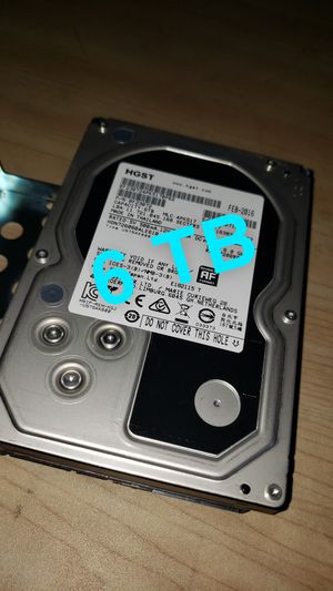 6 TB Harddrive for Sale in Paramount, CA
