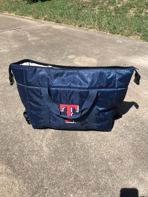 Texas rangers cooler for Sale in Austin, TX