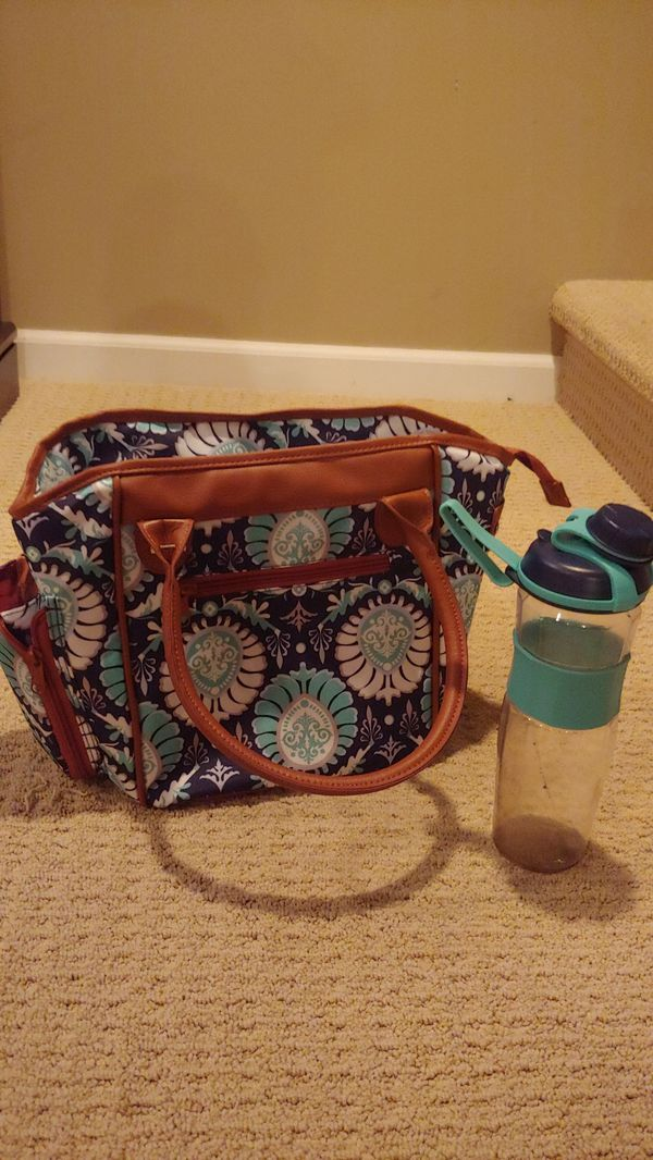 Lunch Bag and Water Bottle