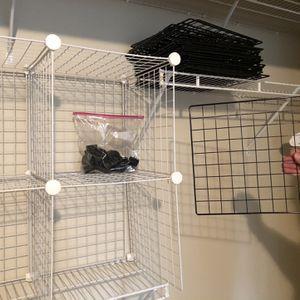 Closet Organizer Racks for Sale in Tacoma, WA