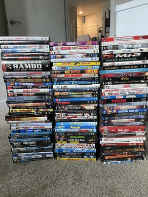 DVDs! for Sale in Bothell, WA
