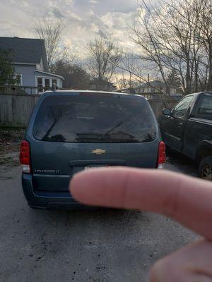 2007 Chevy uplander for Sale in Muskegon, MI