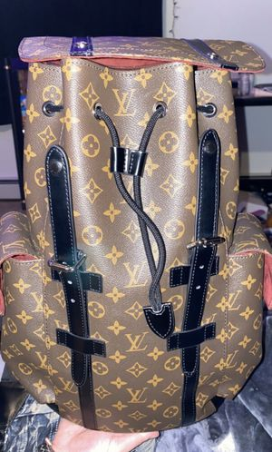 Louis Vuitton backpack for Sale in Waterford, WI