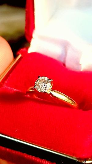 2g 14kt gold, diamond engagement/wedding ring for Sale in Concord, CA