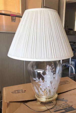 Crystal Lamp for Sale in Sun City, AZ