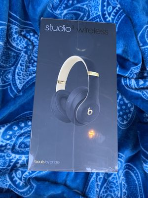 beats studio3 wireless for Sale in Buena Park, CA