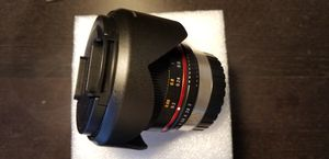New Samyang 12mm F2.0 NCS CS Camera Lens for Sale in Schaumburg, IL