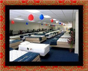 Full mattress plush with box spring for Sale in Washington, DC