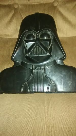 Darth Vader collectable action figure storage Case for Sale in Denver, CO