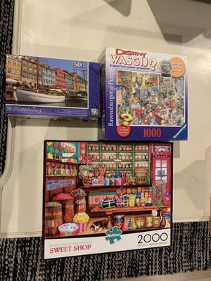 games and puzzles for Sale in Phoenix, AZ